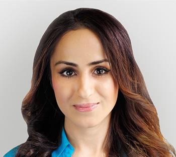Bahareh Jafari