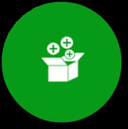 Custom Delivery Icon